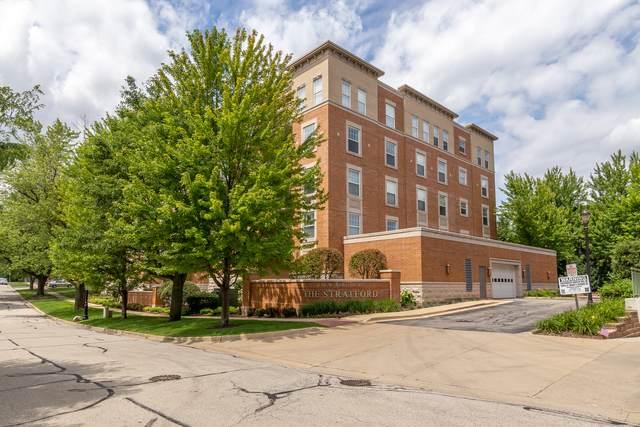 190 W Johnson Street #501, Palatine, IL 60067 (MLS #10968376) :: Janet Jurich