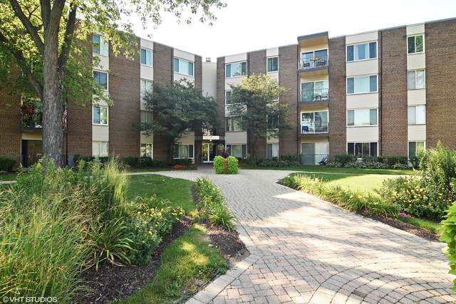 140 W Wood Street #401, Palatine, IL 60067 (MLS #10968382) :: The Wexler Group at Keller Williams Preferred Realty