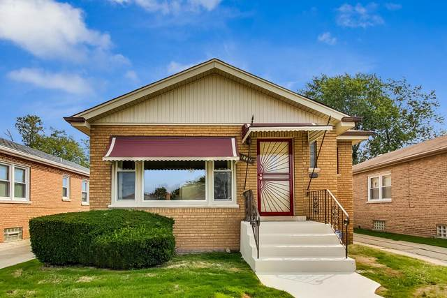 10811 S Morgan Street, Chicago, IL 60643 (MLS #10968425) :: Jacqui Miller Homes