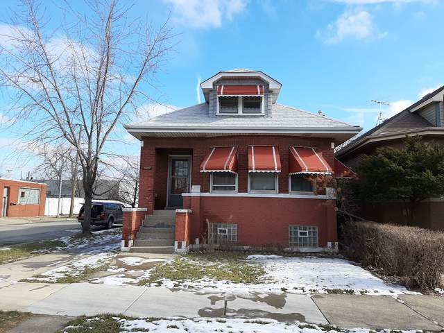 3057 N Lowell Avenue, Chicago, IL 60641 (MLS #10968434) :: Janet Jurich