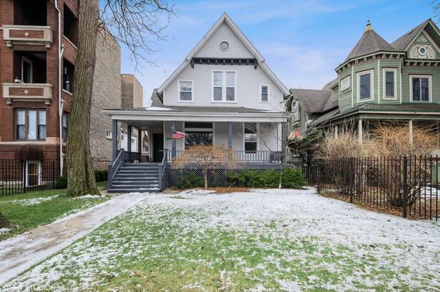 2545 W Logan Boulevard W, Chicago, IL 60647 (MLS #10968446) :: The Dena Furlow Team - Keller Williams Realty