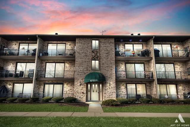 10702 S Depot Street 304B, Worth, IL 60482 (MLS #10968460) :: Helen Oliveri Real Estate