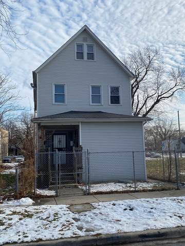 5949 S Aberdeen Street, Chicago, IL 60621 (MLS #10968471) :: Jacqui Miller Homes