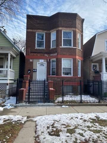 7123 S Green Street, Chicago, IL 60621 (MLS #10968491) :: Janet Jurich
