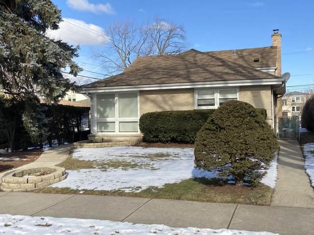 5144 W Crain Street, Skokie, IL 60077 (MLS #10968503) :: Helen Oliveri Real Estate