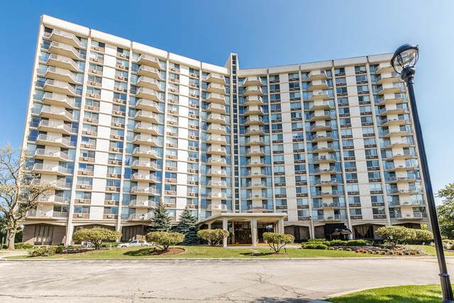 40 N Tower Road 6F, Oak Brook, IL 60523 (MLS #10968517) :: The Wexler Group at Keller Williams Preferred Realty