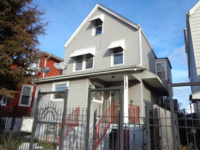 2131 N Latrobe Avenue, Chicago, IL 60639 (MLS #10968526) :: The Wexler Group at Keller Williams Preferred Realty