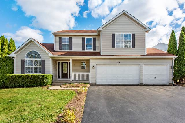 1709 Dusk Drive, Zion, IL 60099 (MLS #10968539) :: Jacqui Miller Homes
