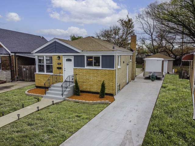 7801 S Komensky Avenue, Chicago, IL 60652 (MLS #10968541) :: Janet Jurich