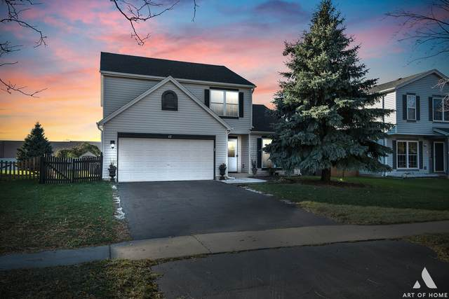 62 Kentland Drive, Romeoville, IL 60446 (MLS #10968581) :: Angela Walker Homes Real Estate Group