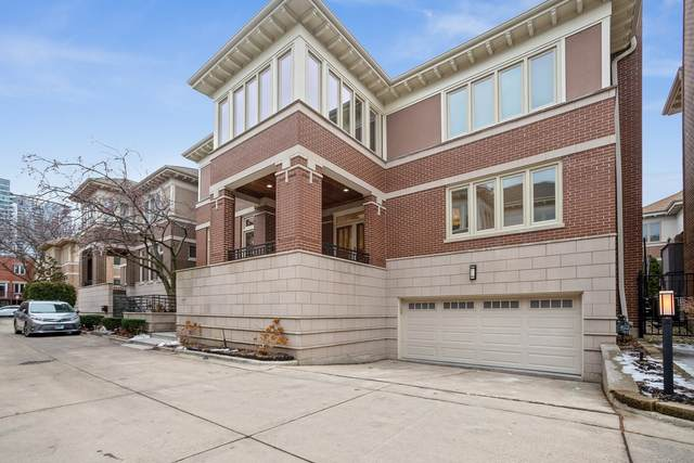 1330 S Plymouth Court, Chicago, IL 60605 (MLS #10968634) :: The Spaniak Team