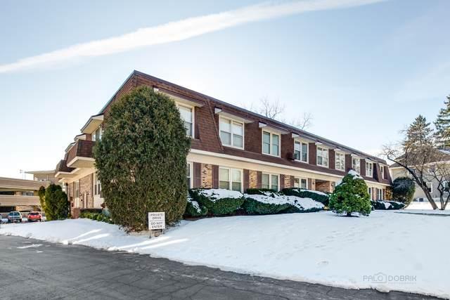 350 Brainerd Avenue 6B, Libertyville, IL 60048 (MLS #10968660) :: John Lyons Real Estate
