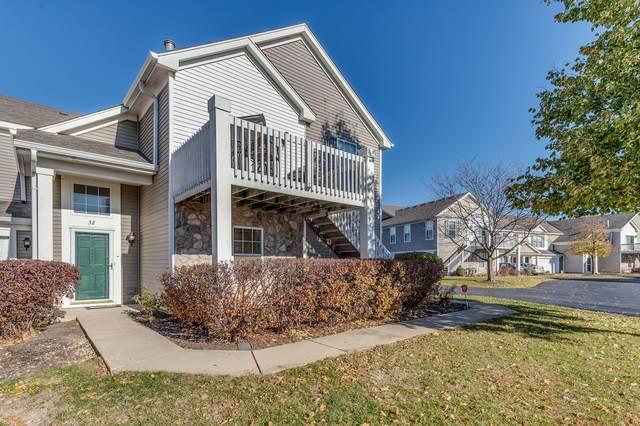 32 Johnson Court #32, North Aurora, IL 60542 (MLS #10968663) :: John Lyons Real Estate