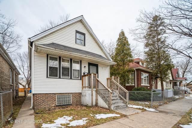 9110 S Harper Avenue, Chicago, IL 60619 (MLS #10968710) :: Janet Jurich