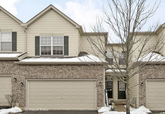 5306 Cobblers Crossing #5306, Mchenry, IL 60050 (MLS #10968713) :: The Spaniak Team