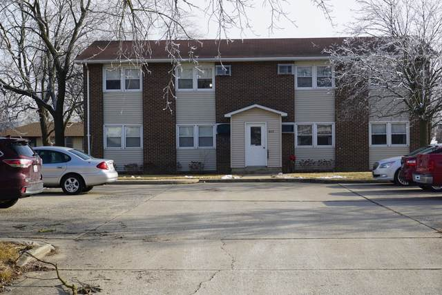 401-425 S Hartwell Street, Gilman, IL 60938 (MLS #10968716) :: The Wexler Group at Keller Williams Preferred Realty