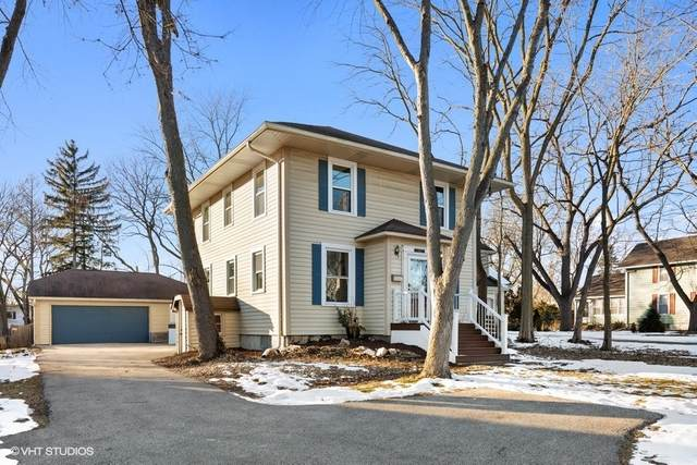 1216 S Naperville Road, Wheaton, IL 60187 (MLS #10968719) :: Jacqui Miller Homes