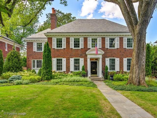 163 Abingdon Avenue, Kenilworth, IL 60043 (MLS #10968723) :: Helen Oliveri Real Estate