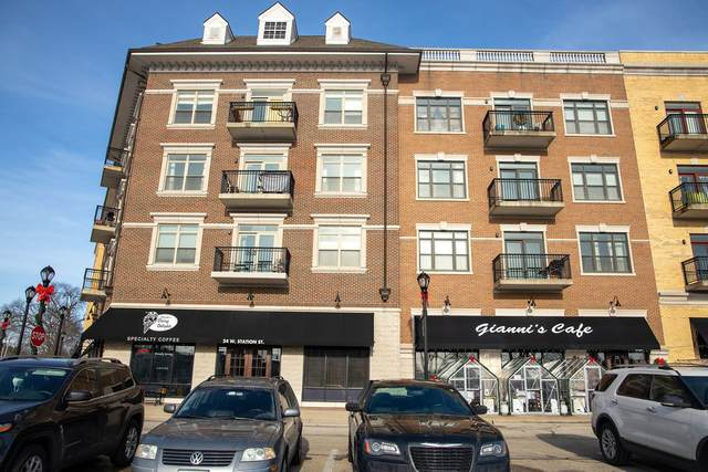 24 W Station Street 307W, Palatine, IL 60067 (MLS #10968761) :: The Wexler Group at Keller Williams Preferred Realty