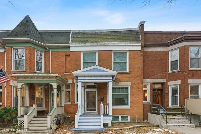 1823 W Eddy Street, Chicago, IL 60657 (MLS #10968807) :: Helen Oliveri Real Estate