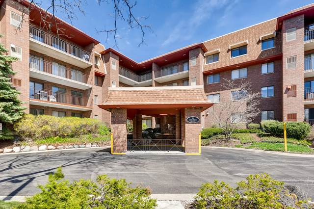 101 Old Oak Drive #305, Buffalo Grove, IL 60089 (MLS #10968812) :: Janet Jurich