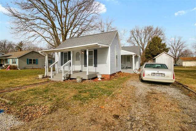 208 W South Street, Mansfield, IL 61854 (MLS #10968845) :: Schoon Family Group