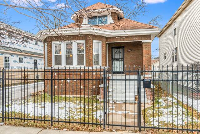 9950 S Parnell Avenue, Chicago, IL 60628 (MLS #10968882) :: Jacqui Miller Homes