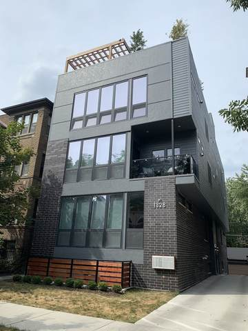 1328 W Carmen Avenue 2N, Chicago, IL 60640 (MLS #10968968) :: The Perotti Group