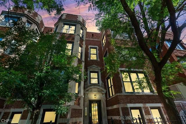 950 W Belle Plaine Avenue 1E, Chicago, IL 60613 (MLS #10968996) :: Schoon Family Group