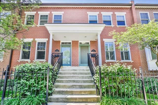 253 W Goethe Street, Chicago, IL 60610 (MLS #10969039) :: O'Neil Property Group