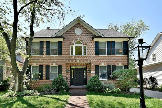 3928 Central Avenue, Western Springs, IL 60558 (MLS #10969096) :: Suburban Life Realty