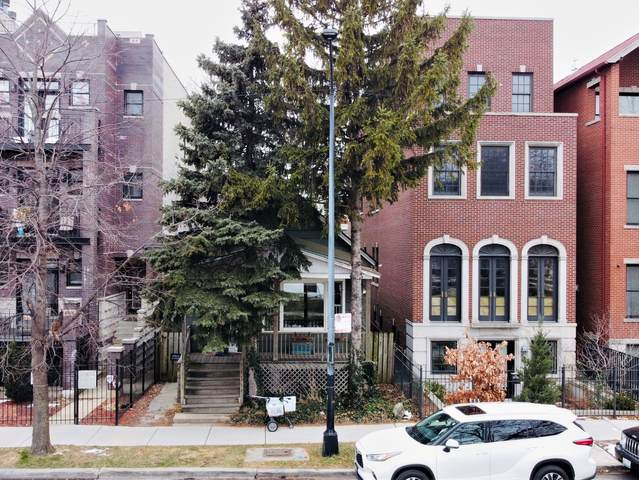 4020 N California Avenue, Chicago, IL 60618 (MLS #10969097) :: The Wexler Group at Keller Williams Preferred Realty