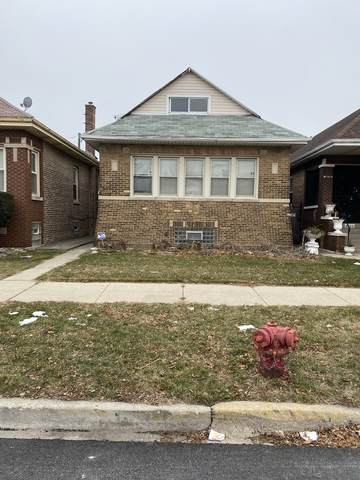 8024 S Perry Avenue, Chicago, IL 60620 (MLS #10969106) :: Jacqui Miller Homes