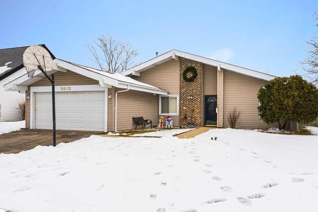 5813 E Beverly Circle, Hanover Park, IL 60133 (MLS #10969112) :: John Lyons Real Estate