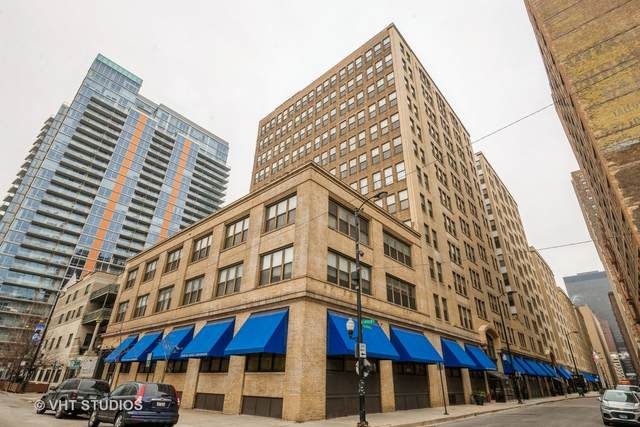 780 S Federal Street #308, Chicago, IL 60605 (MLS #10969121) :: Littlefield Group