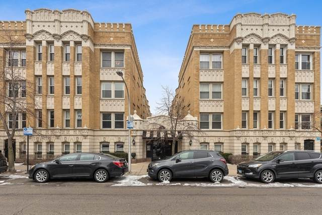 4240 N Clarendon Avenue 314S, Chicago, IL 60613 (MLS #10969124) :: John Lyons Real Estate