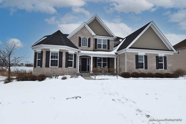 3593 Tournament Drive, Elgin, IL 60124 (MLS #10969134) :: Janet Jurich