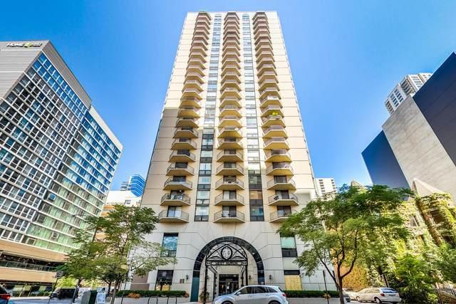 70 W Huron Street #806, Chicago, IL 60654 (MLS #10969139) :: Helen Oliveri Real Estate