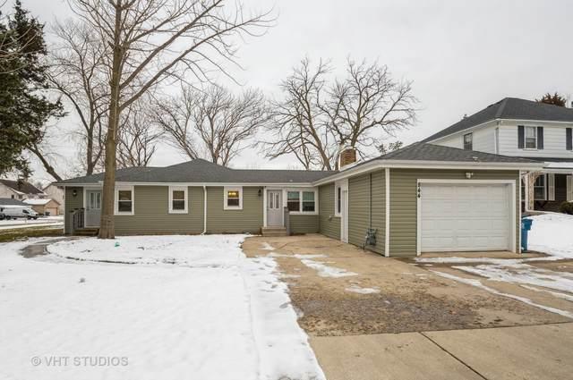 844 S Chatham Avenue, Addison, IL 60101 (MLS #10969188) :: Janet Jurich
