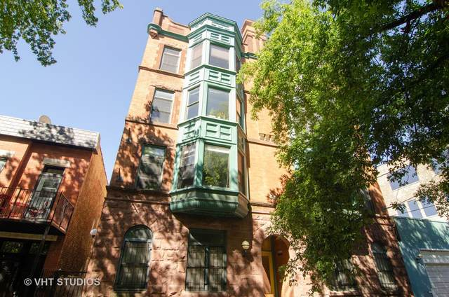 1500 N Orleans Street 4W, Chicago, IL 60610 (MLS #10969189) :: The Perotti Group