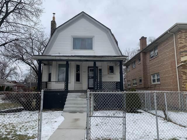 603 W 115th Street, Chicago, IL 60628 (MLS #10969192) :: Janet Jurich