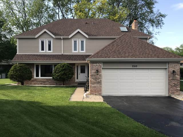 2510 E Hartford Court, Arlington Heights, IL 60004 (MLS #10969204) :: The Dena Furlow Team - Keller Williams Realty