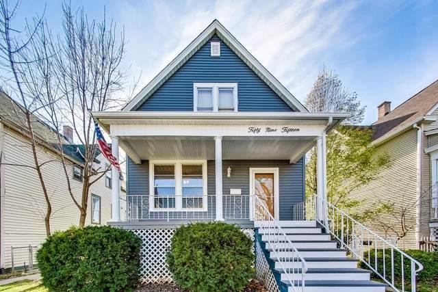 5915 W Dakin Street, Chicago, IL 60634 (MLS #10969247) :: Suburban Life Realty