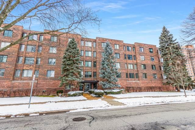 110 S Dunton Avenue 2E, Arlington Heights, IL 60005 (MLS #10969249) :: Helen Oliveri Real Estate