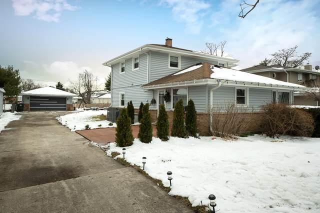 8525 W Crain Street, Niles, IL 60714 (MLS #10969252) :: Helen Oliveri Real Estate