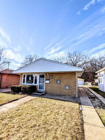 14220 S Saginaw Avenue, Burnham, IL 60633 (MLS #10969284) :: Schoon Family Group