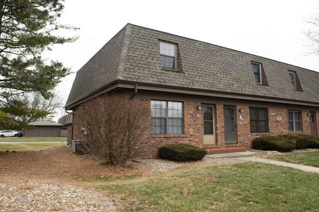 1601 Lyndhurst Drive A, Savoy, IL 61874 (MLS #10969293) :: Ryan Dallas Real Estate