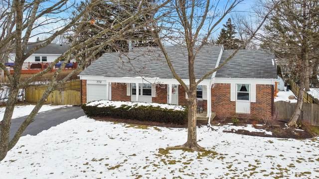 770 Shady Grove Lane, Buffalo Grove, IL 60089 (MLS #10969312) :: Suburban Life Realty