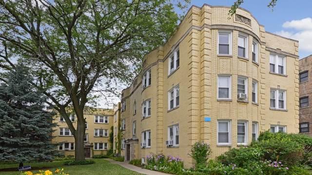 4448 W Gunnison Street 3A, Chicago, IL 60630 (MLS #10969323) :: Schoon Family Group
