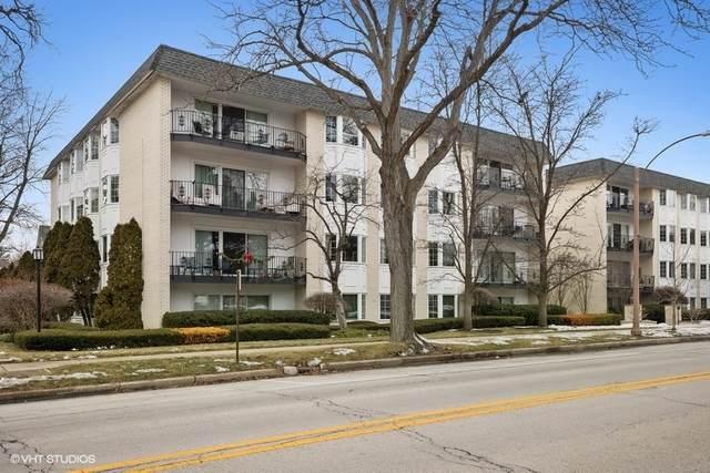 701 Ridge Road 2D, Wilmette, IL 60091 (MLS #10969351) :: Jacqui Miller Homes